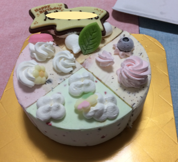 サーティワン・アイスケーキ
