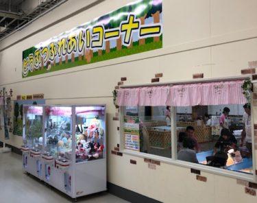東京あそびマーレ・動物ふれあいコーナー
