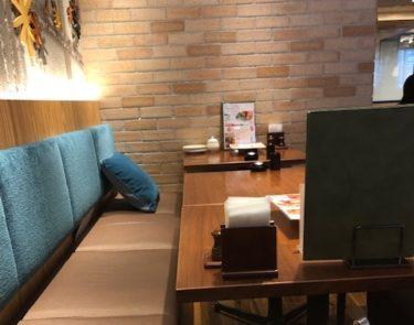 むさしの森珈琲・店内風景2