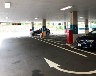 ブッフェ・ザ・ヴィラの提携駐車場