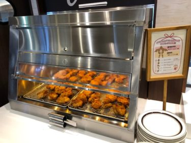 KFCレストラン・ブッフェコーナー6