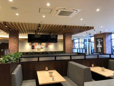 KFCレストラン・店内風景2
