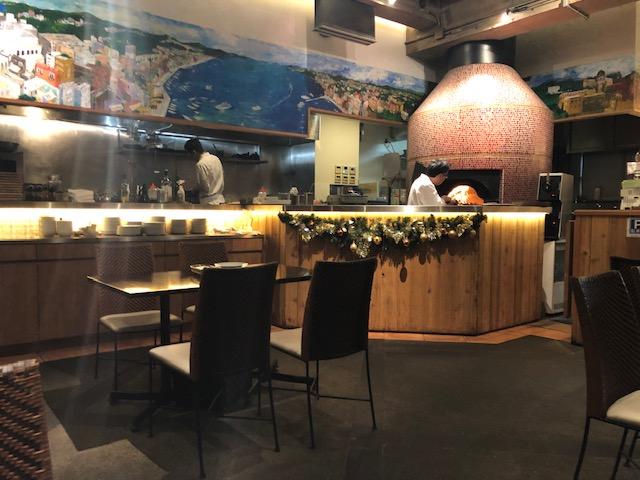 キャボロカフェの店内風景1