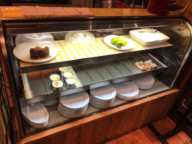 キャボロカフェのデザート