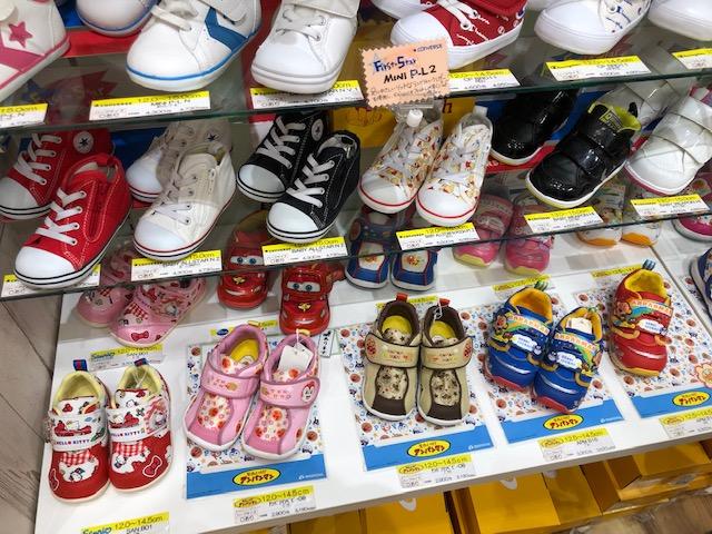 ゲンキキッズの子供靴3