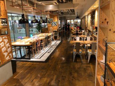 ハンズカフェ・店内風景1