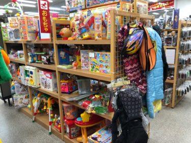 スマイルカンパニー店内風景3(玩具)