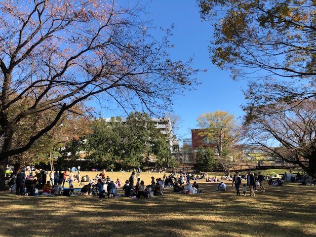鶴間公園・さわやか広場4