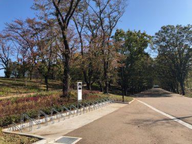 鶴間公園・駐輪場