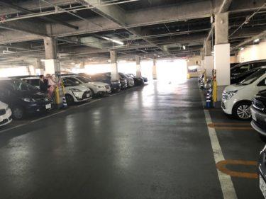 ラプラ中央林間・駐車場(2階)