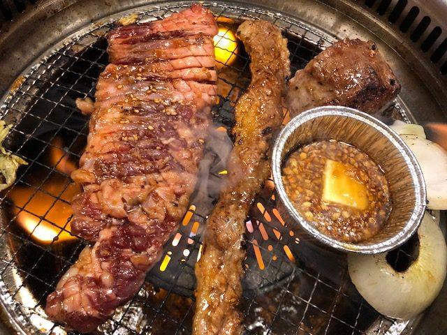 焼肉キングの食事2