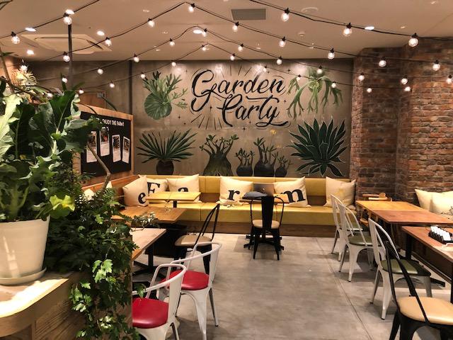 ファーマーズキッチン・ガーデンパーティー