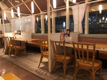 不二家 テーブル席2