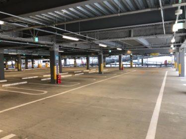 グランベリーパーク・駐車場