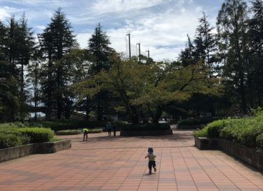引地台公園・散歩風景1