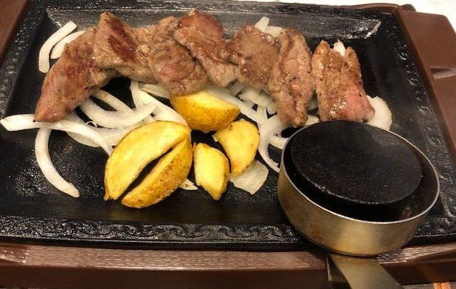 ステーキガスト・熟成カットステーキ