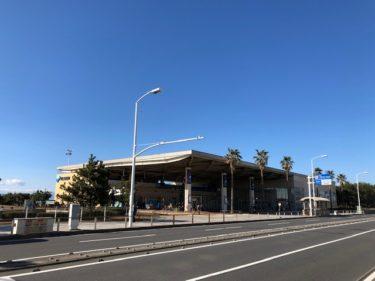 新江ノ島水族館・外観風景