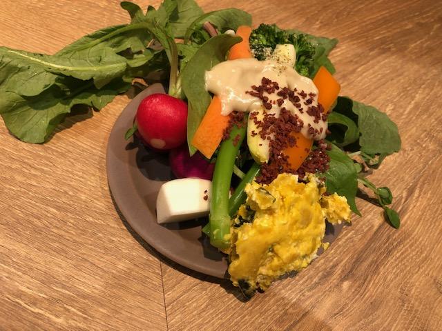 ファーマーズキッチン・野菜のブッフェ2