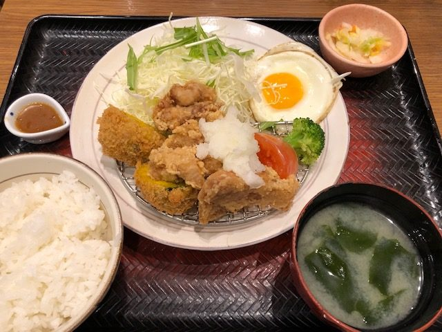 大戸屋・大戸屋ランチ定食