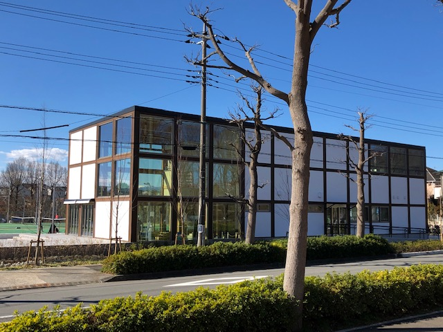 鶴間公園・クラブハウス