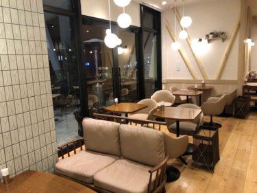 ジロー珈琲の店内風景1