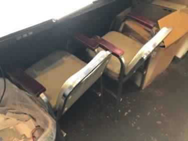 鉄龍山・子供椅子