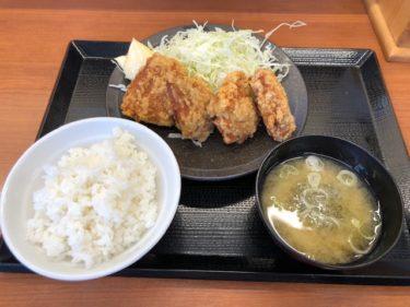 からやま定食(梅)