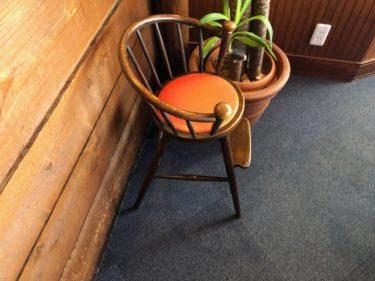 レッドロブスター・子供椅子