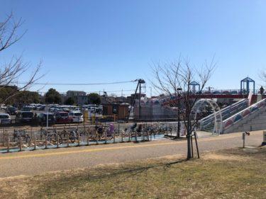 大和ゆとりの森 駐車場(東側)