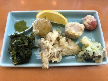 トスカ お野菜の天ぷら