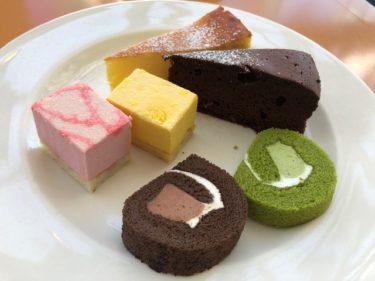 トスカ 6種類のケーキ