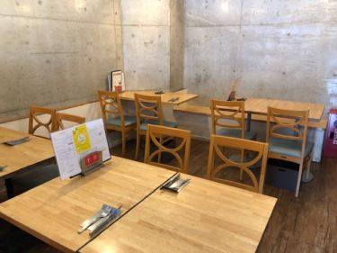 タクカフェ 店内風景1