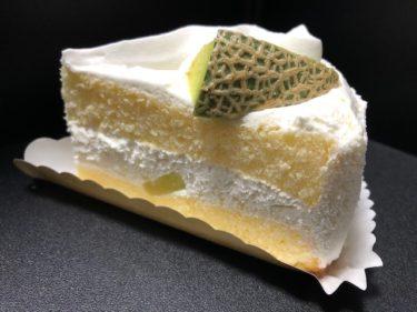 不二家 プレミアムショートケーキ(メロン)