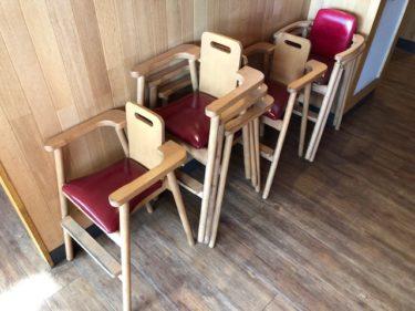 ブロンコビリー子供椅子2