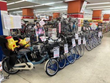 Olympicの電動アシスト自転車