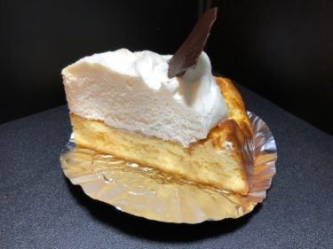 タクカフェ ダブルチーズケーキ