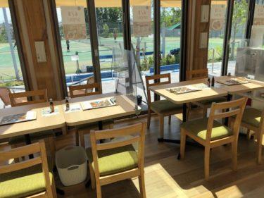 タニタカフェの店内風景2