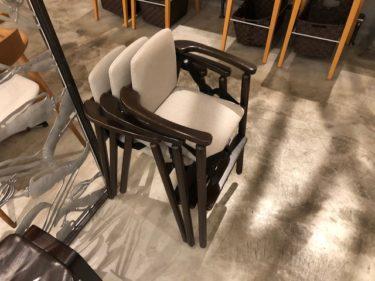 やさい家めいの子供椅子