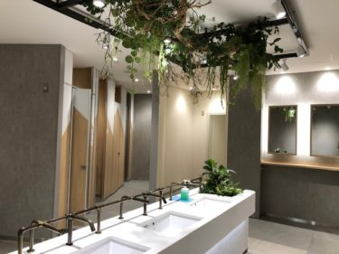 グランベリーパーク・ボタニカルトイレ・室内