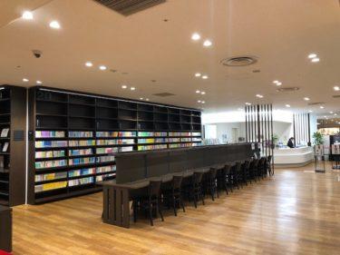 中央林間図書館・学習室1