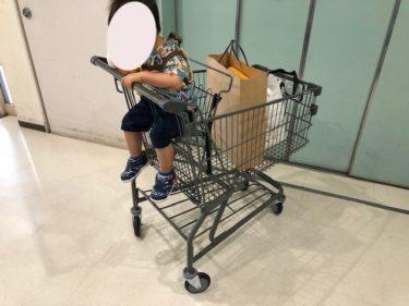 ニトリのショッピングカート2