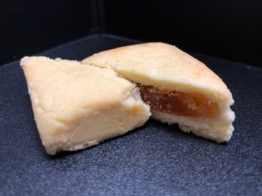 PXストア・パイナップルケーキ(中身)