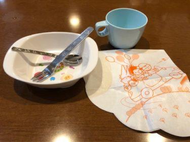 スエヒロ館・子供の食器類