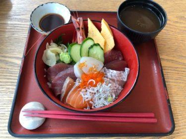 藤次郎の海鮮丼