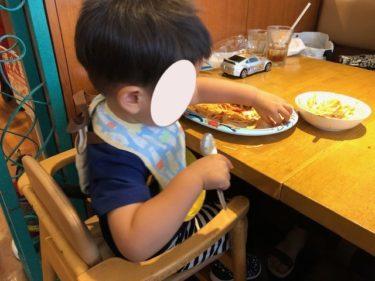 カプリチョーザ・食事風景