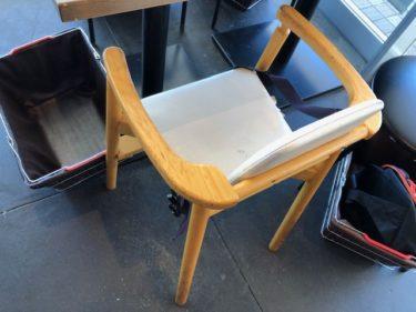 一風堂・子供椅子