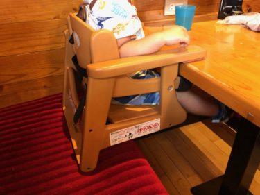 コメダ・子供椅子
