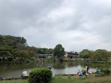子供自然公園・大池