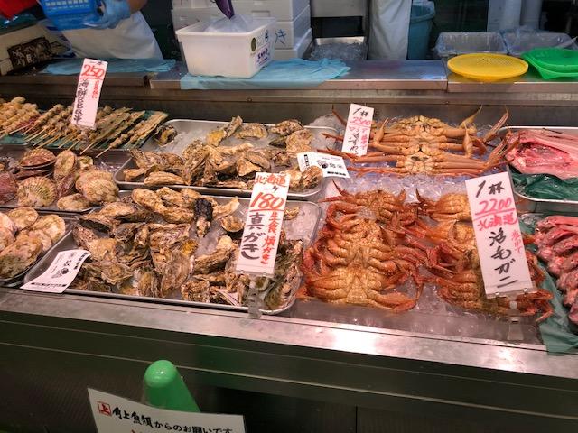 生鮮市場・角上の魚類コーナー3
