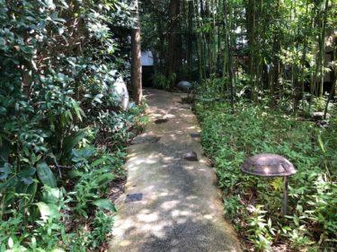 九つ井・庭1